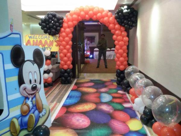 Birthday Party Organiser Noida  We provide best services  - by Birthday Bless 9810966064, New Delhi