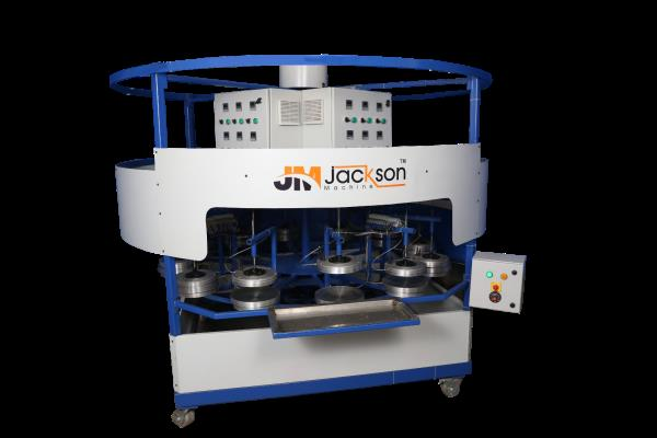 we are manufacturer of khakhra making machine in ahmedabad - by Jackson Machine, Ahmedabad