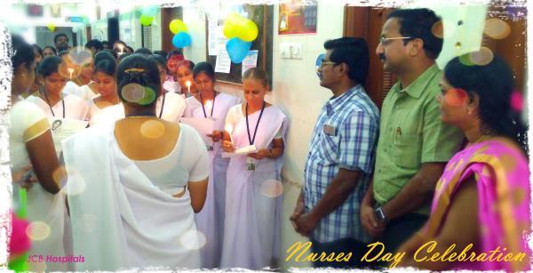 Nurses Day - JCB Hospitals - by JCB HOSPITALS , Dindigul