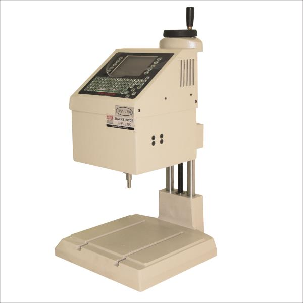Entry Level Pin Marking Machine (MP1100). This range of machines are developed making utilization of optimum grade basic inputs and sophisticated tools. Obtainable with us in a number of models and specifications, these offered machines are - by ASIAN MACHINE TOOL CORPORATION PVT LTD Call 04430833917, Pune