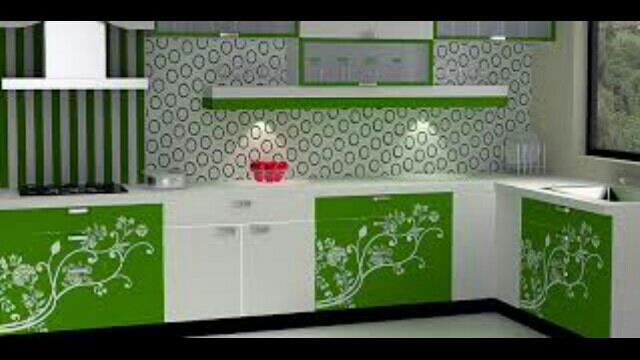modular kitchen manufacturer in pitampura stainless steel modular kitchens modular wardrobes in rohini - by Dezire Interiors, Delhi