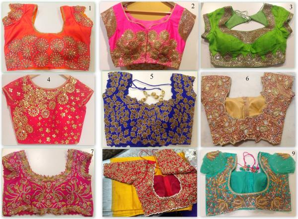 Check out these intricate blouse designs from the house of Mugdha Art Studio..!!  Beautifully crafted, beautifully handmade!!Just for you..... Contact Details:040-65550855 Watsapp: 9010906544 / 9949047889 Email-id : Mugdha410@gmail.com Inst - by Mugdha Art Studio, Hyderabad