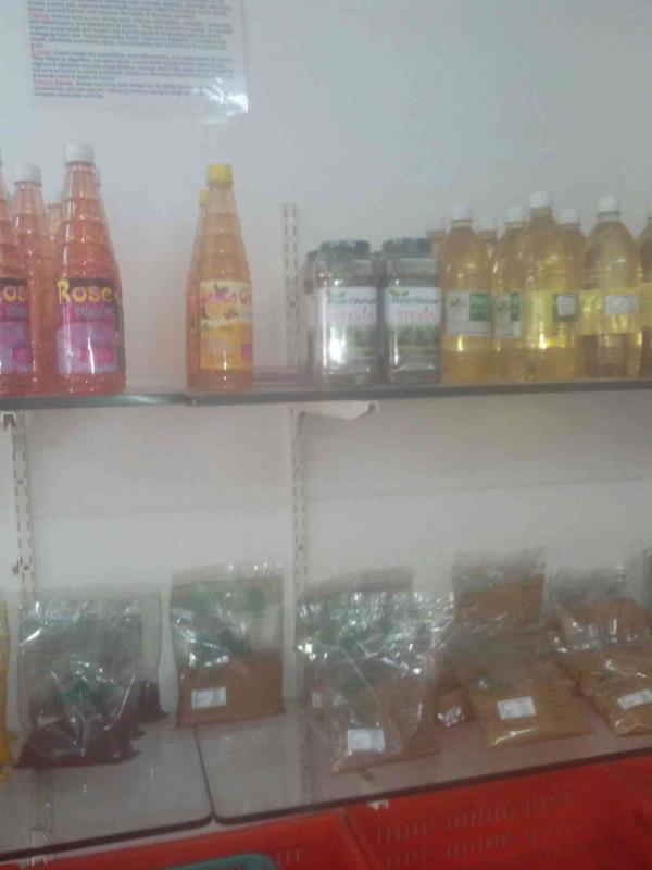 We are having a wide range of all natural products. - by Paraj Organics, Ahmedabad