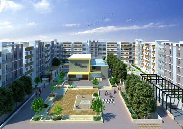 Bren woods  Projects in e city phase 2  - by Bren Woods, Bangalore