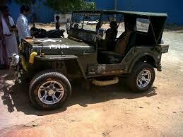 To know the price of the belowjeep pleasecontact us - by True Cars, Hyderabad