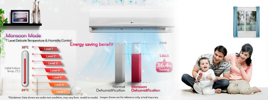 We Deal With LG Split AC & Window AC .   One of the powerful Key Features of LG Split And Window AC are :   Faster cooling, : Reduces the temperature of outflowing air 30% faster than a normal air-conditioner.   Active energy control : Cooli - by Empire Airconditioning Pvt Ltd, Ahmedabad