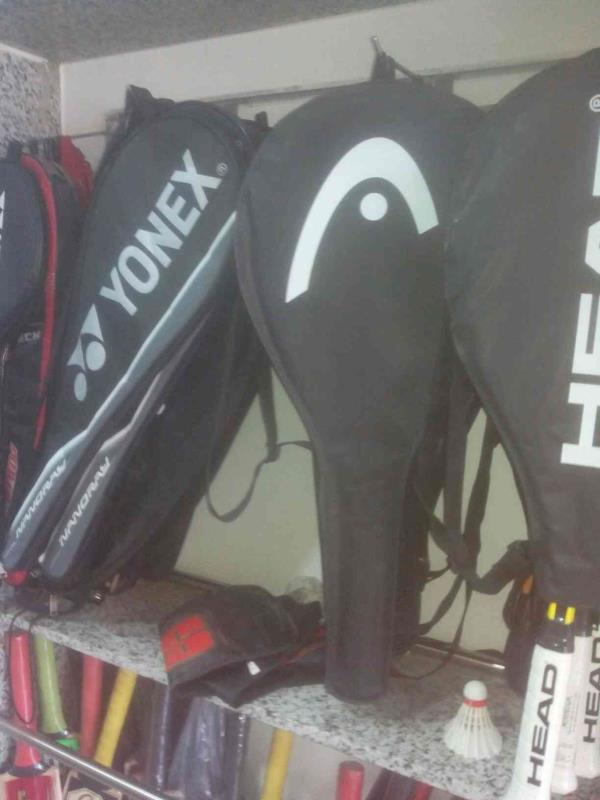 We are dealing in all types of sports products. - by Vakil Sports, Ahmedabad