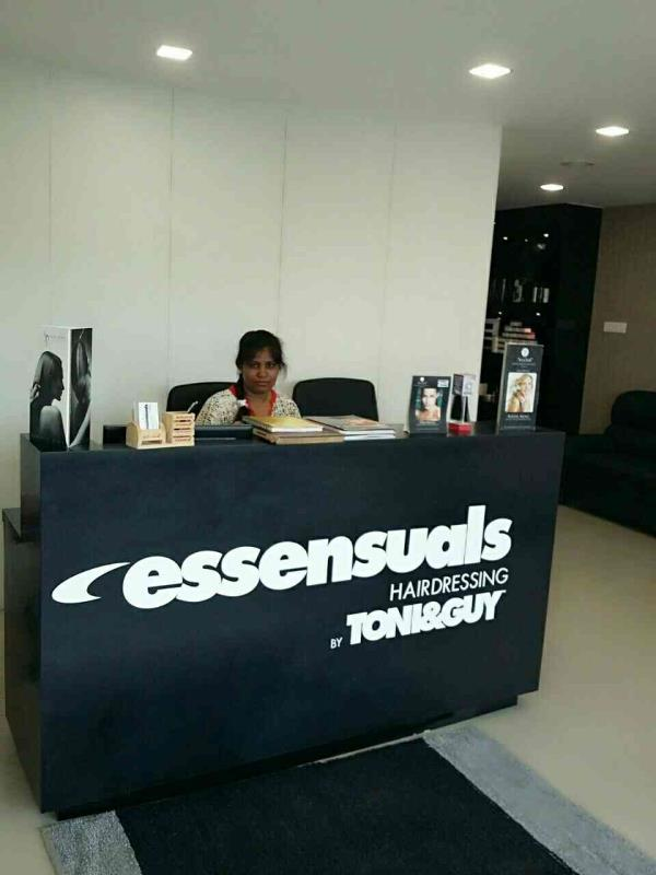 First time in Thanjavur this is German brand  - by Essensuals Hair Dressing, Thanjavur