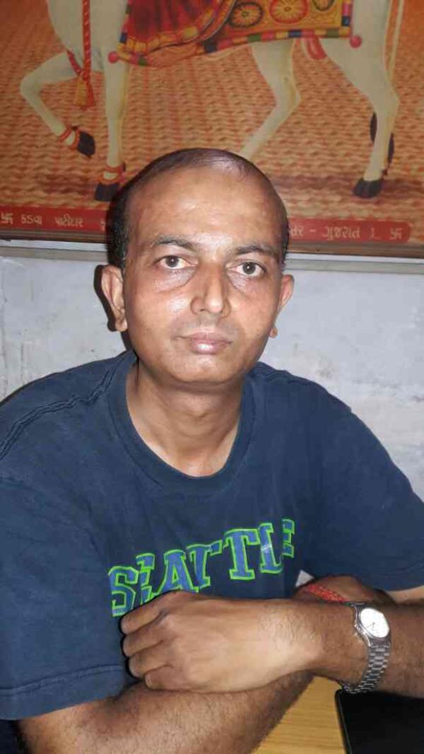 Meet Mr Hareshji Proprietor of Omkar Marketing... - by OMKAR MARKETING, Ahmedabad