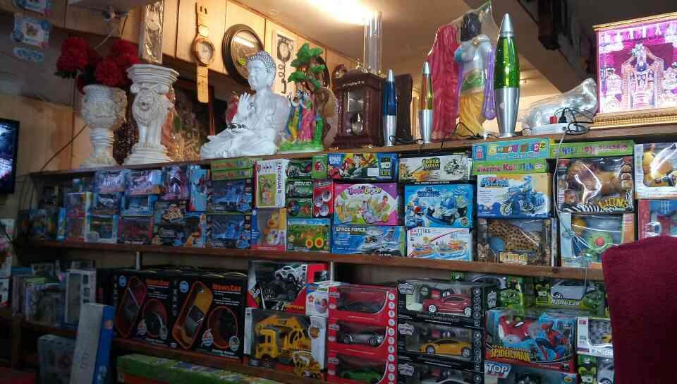 we have best brand toys in our store and home decor items and gifts items are also available in khel khilona store in jaipur. - by Khel Khilona Jaipur, Jaipur