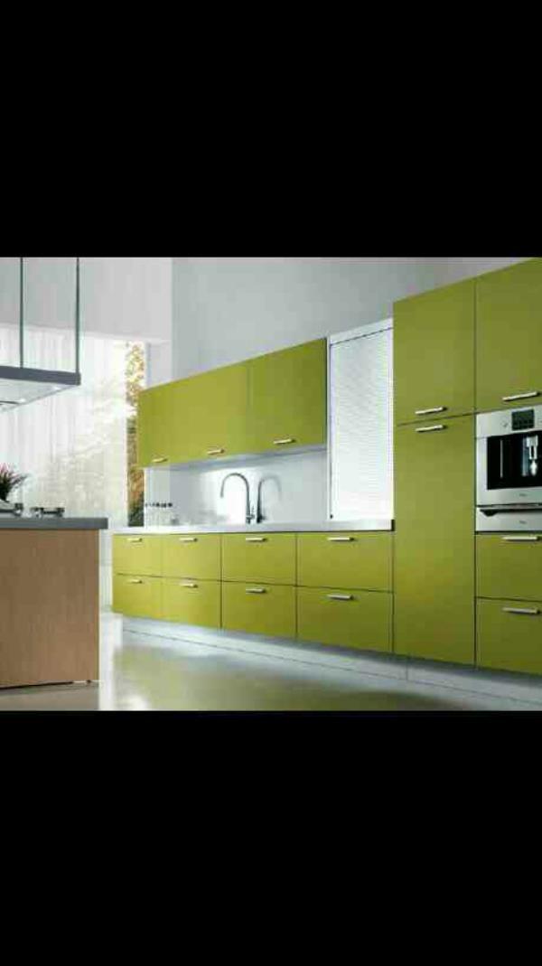 stainless steel modular kitchens stainless steel wardrobes vanities   - by Dezire Interiors, Delhi