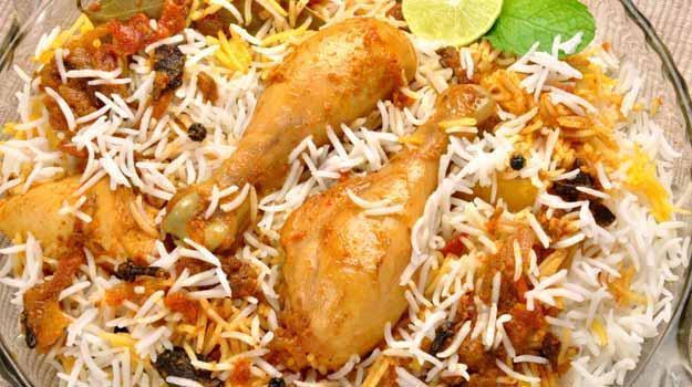 Chicken Biryani, Mutton Biryani, Vegetable Biryani Available in the Restaurant. You can also Order Food Online with Us.  - by Online Food Delivery | Hyderabadi Biryani Home Delivery | Vijayawada, Vijayawada