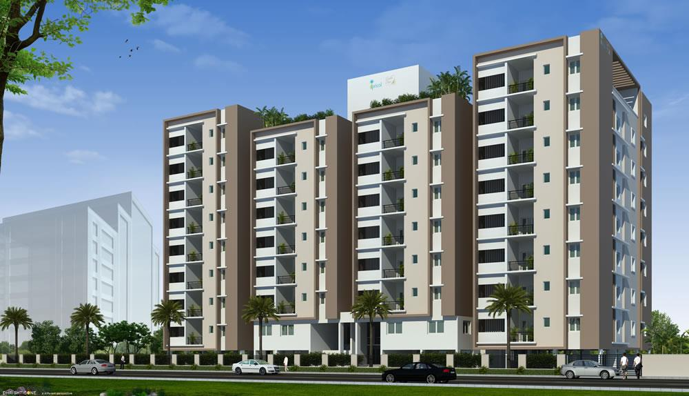 Aquitaine Aquitaine, located in Coimbatore's exclusive Green Fields area, offers spacious residences that redefine elegance. Each space is a paragon of ageless design which blends functionality with elegance. Aquitaine is designed to be the - by Pricol Properties Limited, Coimbatore