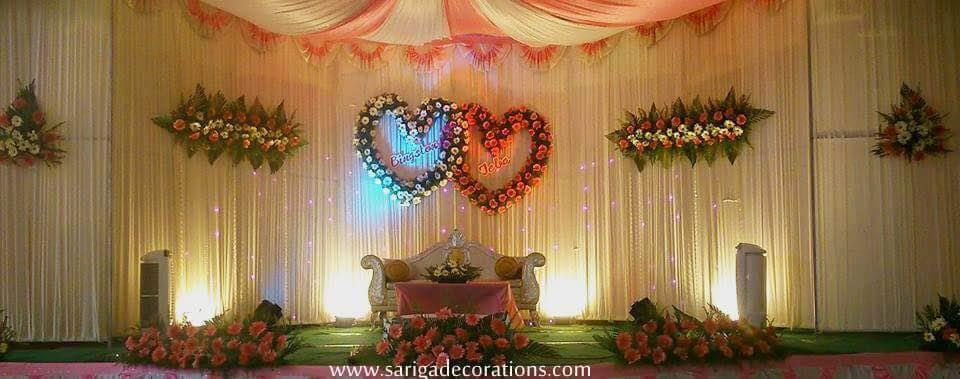 Stage decoration in Coimbatore  - by Siva Flowers, Coimbatore