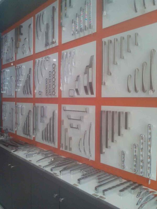 We have all kinds of hardware products. - by Vinas Hardware, Ahmedabad
