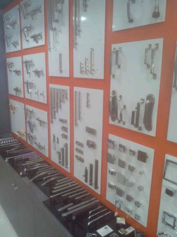 We can provide a wide wide range of all hardware products in a good cost. - by Vinas Hardware, Ahmedabad