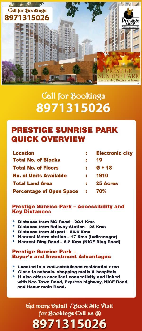 Prestige Sunrise Park floor plan Prestige Sunrise Park for sale Prestige Sunrise Park forum Prestige Sunrise Park facebook Prestige Sunrise Park flat for sale Prestige Sunrise Park feedback Prestige Sunrise Park facebook group Prestige Sunr - by Property Mart, Bengaluru