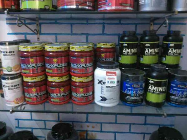 supplements in jaipur     we are dealing into sports supplements for professionals - by Nutrition Villa Jaipur, Jaipur