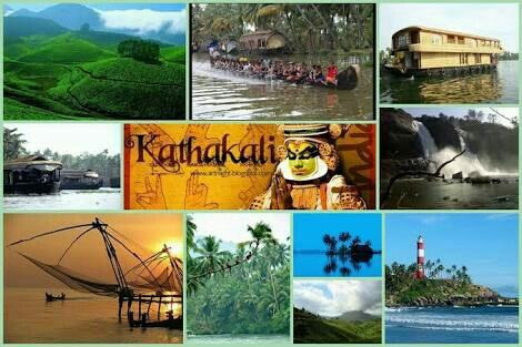 tour packages for kerala - by Mahavir Travels, Ahmedabad