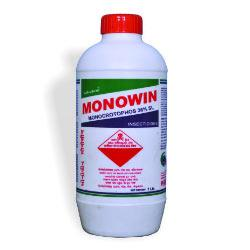 Monowin pesticides ( Monocrotophos 36% S.L) Volks crop science offer a large range of Monowin Pesticides, these are highly demanded in market due to their excellent quality and long shelf life. It kills the pest from crops and is available  - by volkschem crop science pvt ltd, Ahmedabad