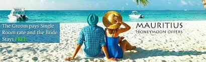 we have exclusive offer on honeymoon package for mauritius - by Mahavir Travels, Ahmedabad