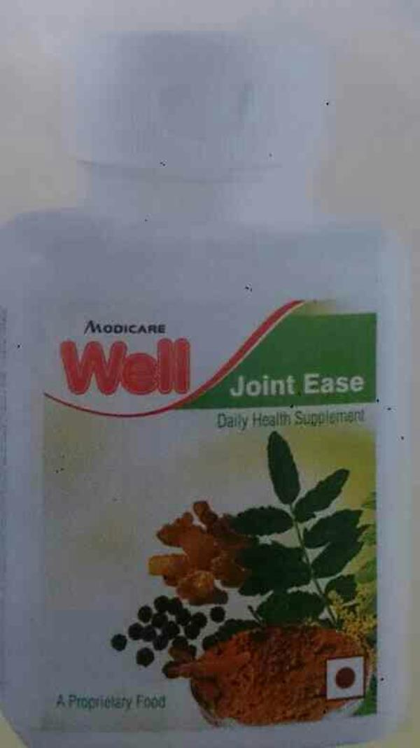 Bounce back to life   Well Joints Ease  Triple action Sci-Vedic formula inspired from the ancient knowledge of Ayurveda and the best of Science  Supports healthy joints  Supports Mobility and Flexibility  Supports immune system by providing - by FOOD SUPPLEMENTS, Amritsar