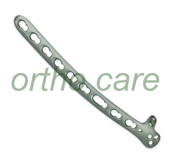 FROM WHEELS TO HEELS .  CARE LOCKING PLATES  WE ARE LEADING MANUFACTURERS AND EXPORTERS OF ORTHOPEDIC / ORTHOPAEDIC IMPLANTS AND INSTRUMENTS IN DELHI , INDIA .   Locking Plate Humeral Distal dorsal 2.7 3.5 with support . EMAIL : parth@ortho - by Ortho Care, New Delhi