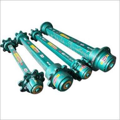 Manufacturing adv axles - by Laxmi Engineering, Ahmedabad