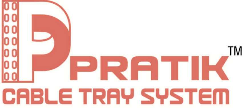 Logo - by Pratik Cable Tray System, Pune
