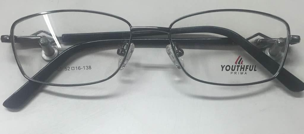 BB CODE   = 002 PRICE         = 1200 INR   Mattel frame it's suitable for ladies bifocal and with single vision  - by BLUE BAY OPTICS, Chennai