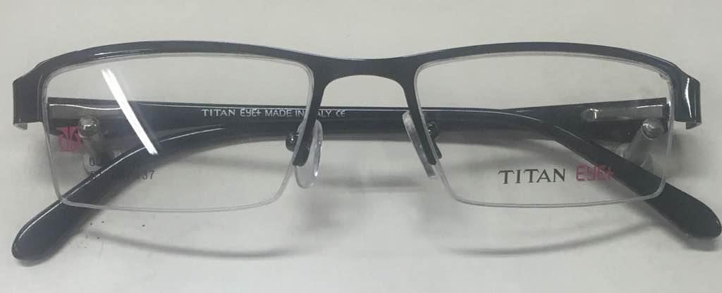 BB CODE = 004  PRICE       = 999 INR   Half Mattel frame for all aged uni sex ..  - by BLUE BAY OPTICS, Chennai