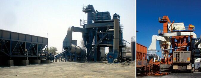 Asphalt batch mix plant...  We have customize and wide range of asphalt batch mix plant in Ahmedabad gujarat india  - by Vinayak Road Tech , Ahmedabad