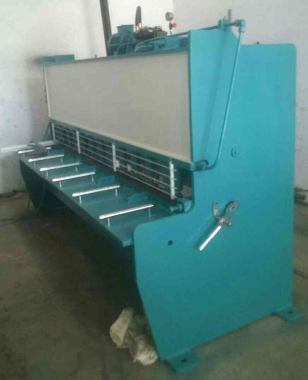 we are manufacture of hydrulic c type brack machine in ahmedabad. - by Shivahd, Ahmedabad