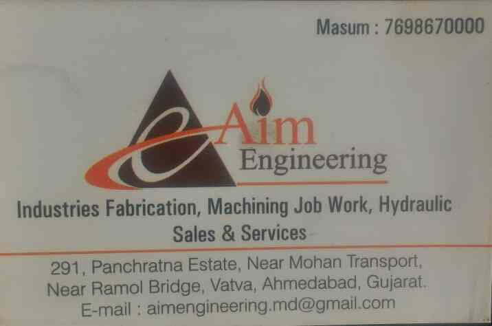 plz contact for any kind of industrial boilers. we are providing sales after service also in gujarat  - by Aim Engineering , Ahmedabad