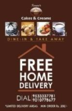 We deliver from 10 am to 10pm anywhere in and around Seethammdhara  - by HomeDeliveryVizag, Visakhapatnam