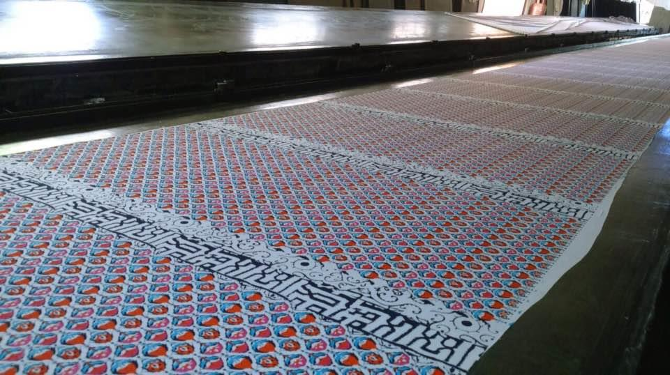 Kurti running printing  - by Agarwal Textiles, Jaipur