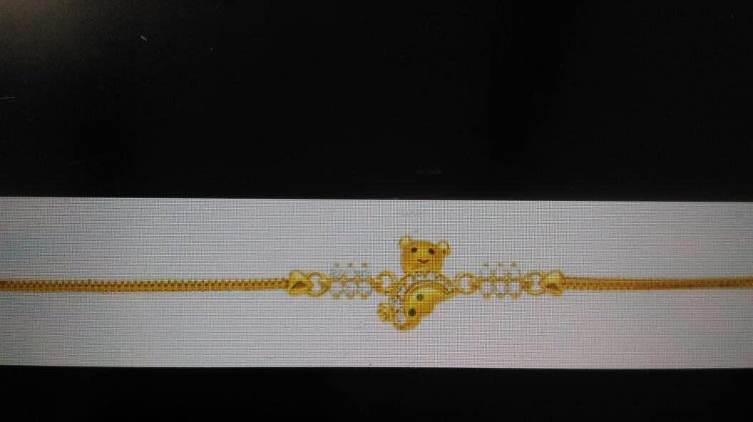 We have wide ranges with superior design of Gold Jewellery in RAJKOT. - by D Jewel, Rajkot