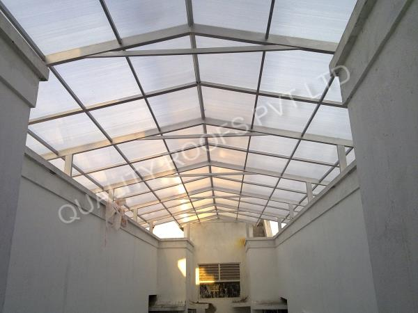 Best Polycarbonate Roofing Contractors In Chennai  we are the best Polycarbonate Roofing Dealers In Chennai, we undertake all Polycarbonate Roofing In Chennai at very Competitive price using quality Roofing Material. - by QUALITY ROOFS PVT LTD           Call us : 9841510901, chennai