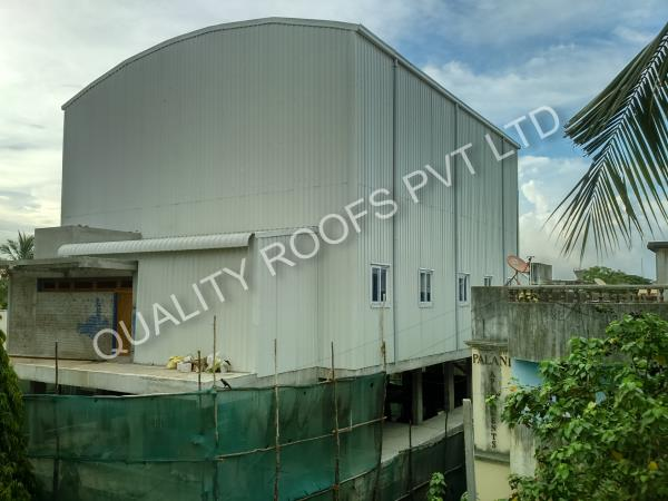 leading Badminton Shed Roofing Services  We are the leading Badminton Roofing Contractors and Badminton Court Construction Services in Chennai, recently we have done Badminton Court Installation in 2nd Floor terrace in Nungambakkam, it's very economical and timely constructed. - by QUALITY ROOFS PVT LTD           Call us : 9841510901, chennai