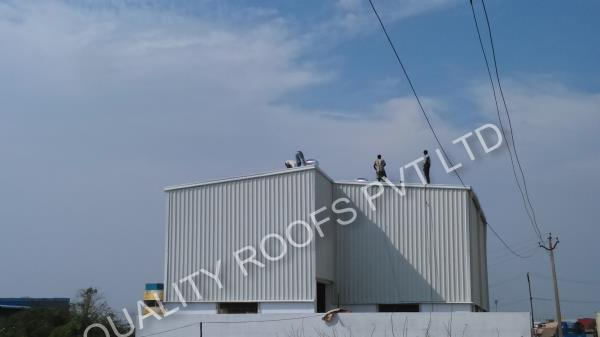 leading Puf Panel Roofing and Cool Roofing Solution In Chennai   we are the leading Sandwich Puf Panel Roofing Services in Chennai and Heat Proofing Services In Chennai. we undertake all Puf Panel Insulation Roofing work at very reasonable price with using good quality Roofing Panels.  - by QUALITY ROOFS PVT LTD           Call us : 9841510901, chennai