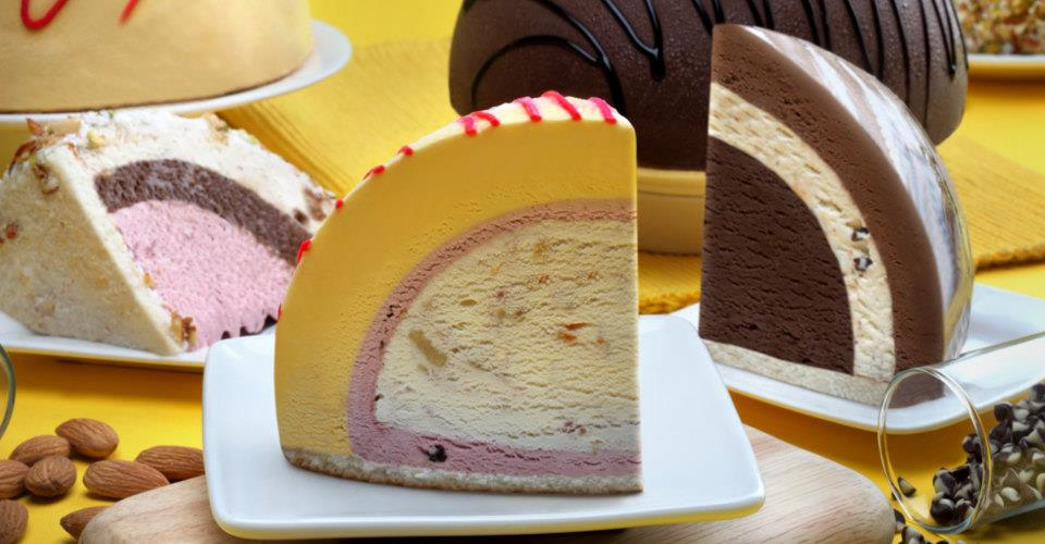 Walk in for our Wonderfully delicious CASSATTAs  You would not have experienced anything like this in Visakhapatnam !!!!!!!!!!   Just for Rs 135/- - by Cakes & Creams, Visakhapatnam