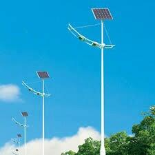 Qe Rainbow Power Is one of the best manufacturer of Solar Street Lights pole in Gandhinagar Gujarat India  - by Rainbow Power , Gandhinagar