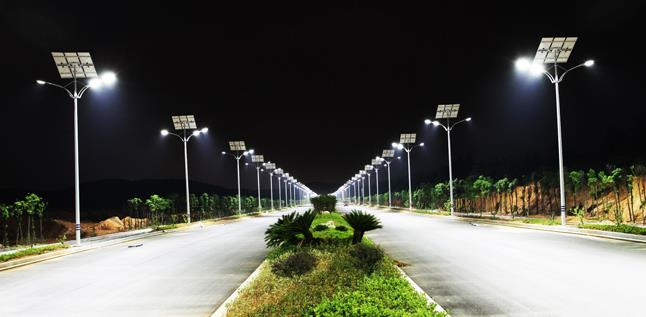 We are Manufacturers of Solar LED Street Lights with 100% service back up.  For more info: 9894491000 - by Green Solar, Coimbatore
