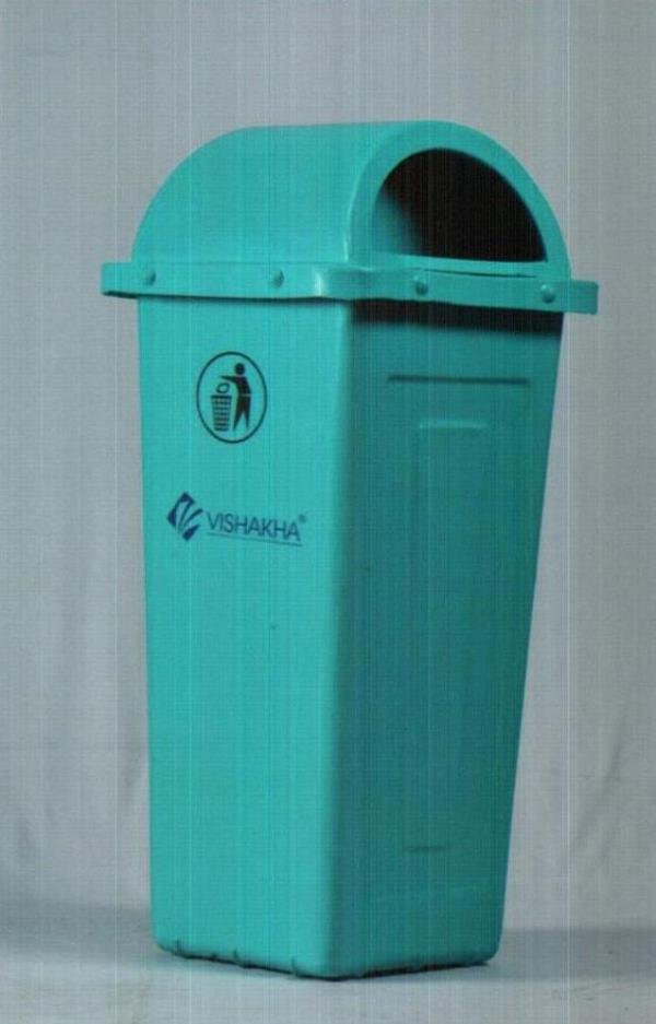 We are Garbage Bin manufacturer. We are manufacturer of Dust Bin. - by Vishakha Industries, Ahmedabad