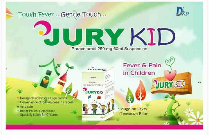 JURYKID - by Dr Pearl Pharmaceuticals, Tiruchirappalli