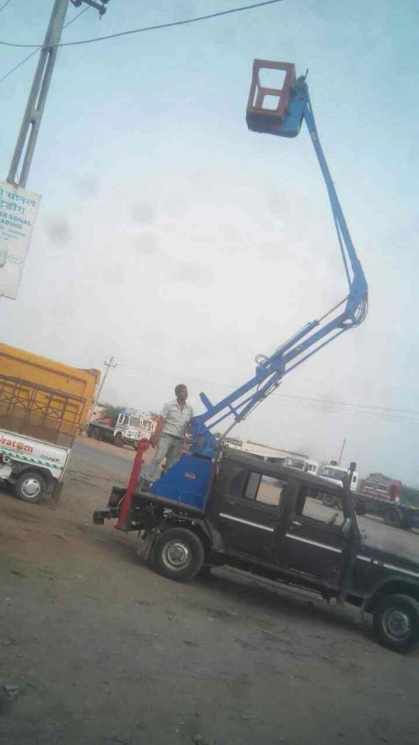 we are manufacture of sky lift.equipments in ahmedabad. - by Tasmur, Ahmedabad