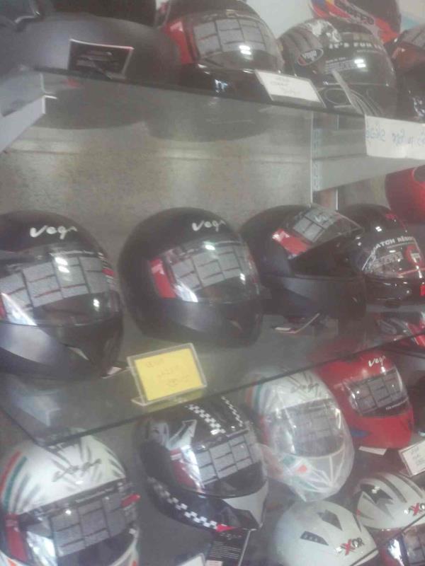 We are pioneer in helmets . - by Helmet Riders Shop, Ahmedabad