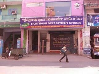 Consumer Goods In Royapuram  - by Santhosh Department Stores, Chennai