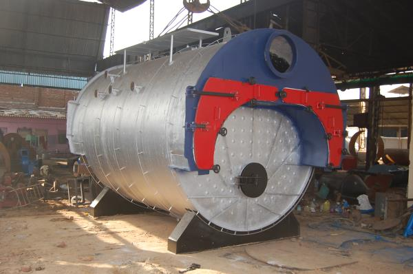 Steam Boilers:  Alankar Boilers has wide range of Industrial steam Boilers and capacity starts from 500kg to 12000Kg.   For more details  http://www.indiamart.com/alankar-boilers-pressure-vessels/ - by Alankar Boilers And Pressure Vessels Pvt Ltd, Ahmedabad