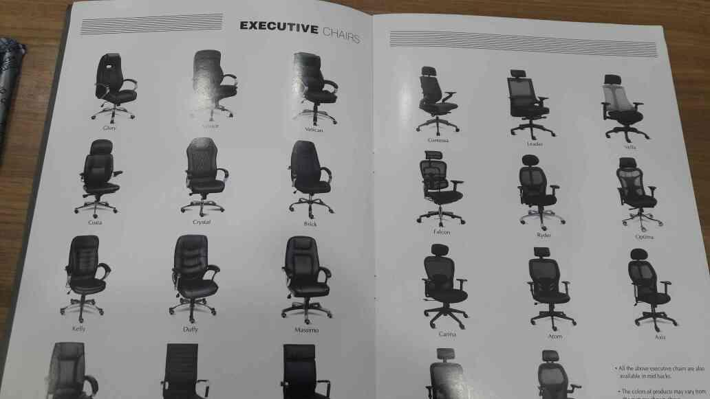 All types of revolving chairs manufacturer in ahmedabad - by Navkar Impex, Ahmedabad